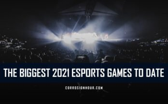 The Biggest 2021 eSports Games to Date