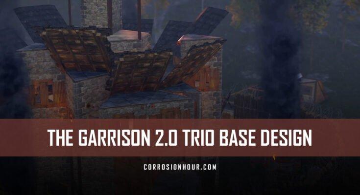 The Garrison 2.0 Trio Base Design