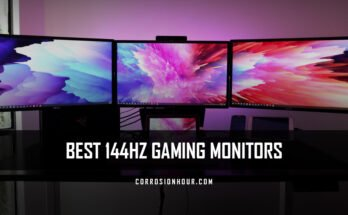 Best 144hz Gaming Monitors