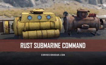 RUST Submarine Command Used to Spawn Submarines in RUST