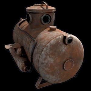 RUST Solo Submarine