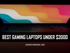 Best Gaming Laptops Under $3000