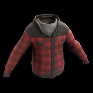 RUST Lumberjack Hoodie