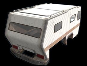 RUST Camper Vehicle Module