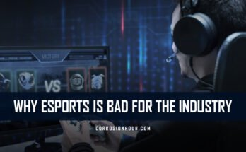 Why eSports is Bad for the Gaming Industry